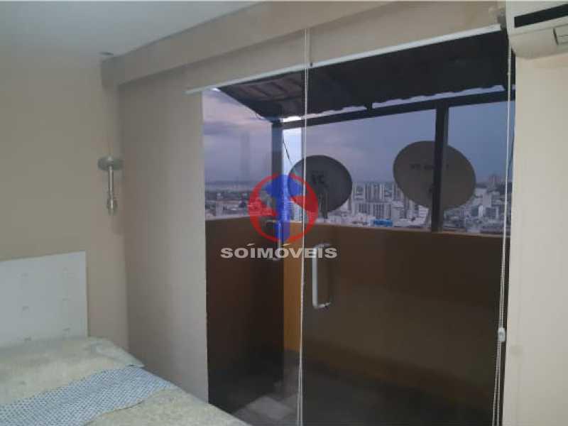 21 - Cobertura 3 quartos à venda Tijuca, Rio de Janeiro - R$ 830.000 - TJCO30050 - 14
