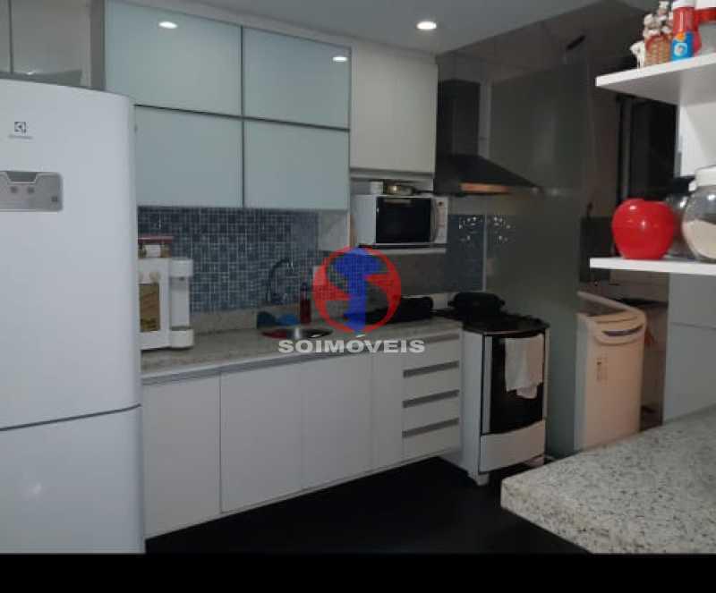22 - Cobertura 3 quartos à venda Tijuca, Rio de Janeiro - R$ 830.000 - TJCO30050 - 22