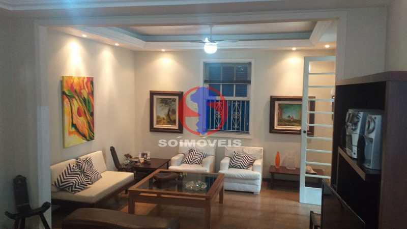 WhatsApp Image 2021-03-03 at 1 - Casa 6 quartos à venda Grajaú, Rio de Janeiro - R$ 1.350.000 - TJCA60009 - 4