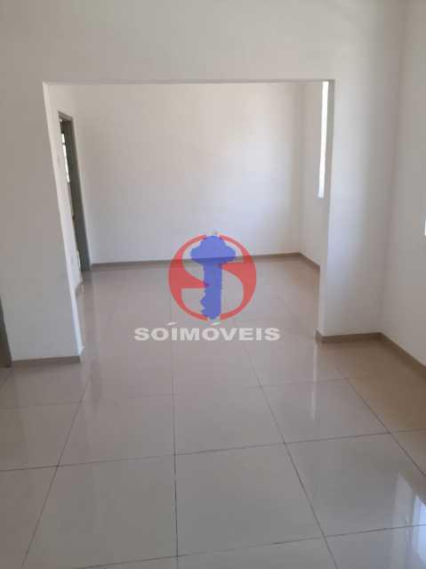 SALA E QUARTO AMPLIADO - Apartamento 3 quartos à venda Andaraí, Rio de Janeiro - R$ 325.000 - TJAP30760 - 4