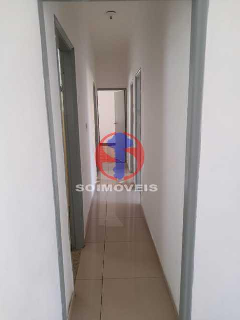 CORREDOR - Apartamento 3 quartos à venda Andaraí, Rio de Janeiro - R$ 325.000 - TJAP30760 - 7