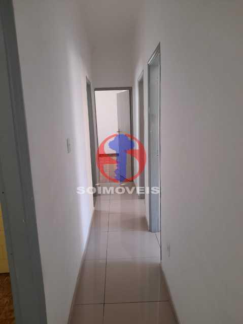CORREDOR - Apartamento 3 quartos à venda Andaraí, Rio de Janeiro - R$ 325.000 - TJAP30760 - 8