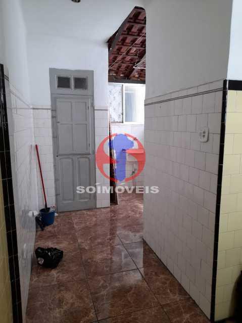 AREA DE SERVIÇO - Apartamento 3 quartos à venda Andaraí, Rio de Janeiro - R$ 325.000 - TJAP30760 - 17
