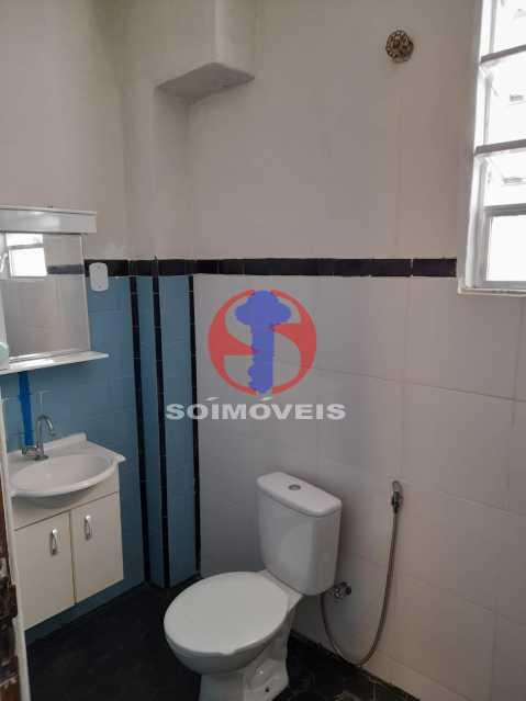 BANHEIRO SOCIAL - Apartamento 3 quartos à venda Andaraí, Rio de Janeiro - R$ 325.000 - TJAP30760 - 18