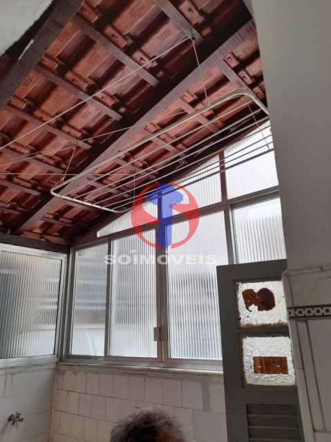 AREA DE LAVAR  - Apartamento 3 quartos à venda Andaraí, Rio de Janeiro - R$ 325.000 - TJAP30760 - 22