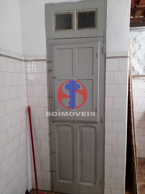 PORTA SAÍDA DE EMERGÊNCIA - Apartamento 3 quartos à venda Andaraí, Rio de Janeiro - R$ 325.000 - TJAP30760 - 24