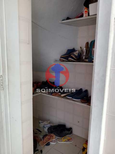 Dispensa - Casa 3 quartos à venda Tijuca, Rio de Janeiro - R$ 1.400.000 - TJCA30075 - 29