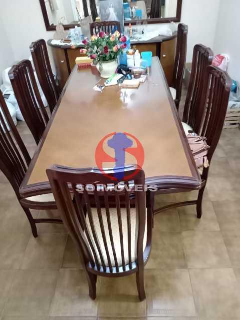 Sala de jantar - Casa 3 quartos à venda Tijuca, Rio de Janeiro - R$ 1.400.000 - TJCA30075 - 5