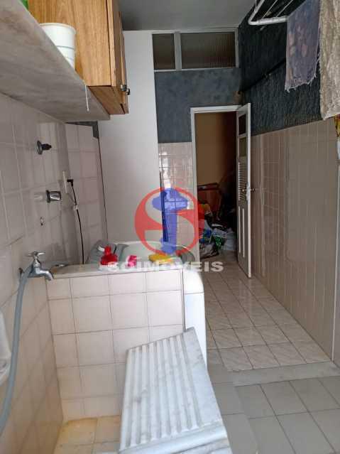 Área de serviço - Casa 3 quartos à venda Tijuca, Rio de Janeiro - R$ 1.400.000 - TJCA30075 - 27