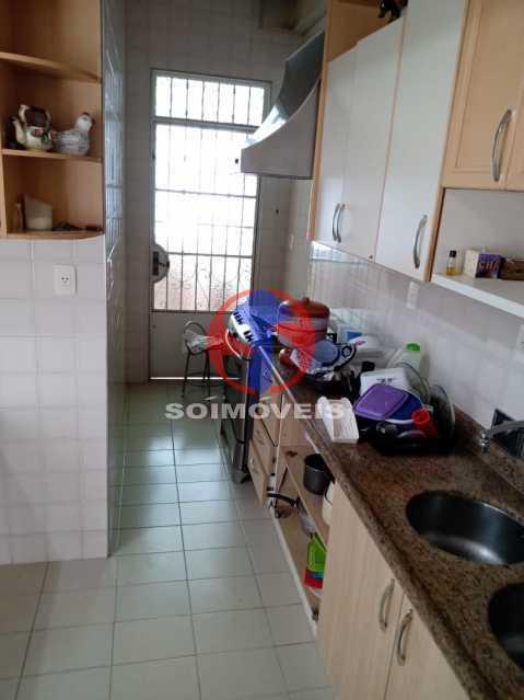 Cozinha - Casa 3 quartos à venda Tijuca, Rio de Janeiro - R$ 1.400.000 - TJCA30075 - 9