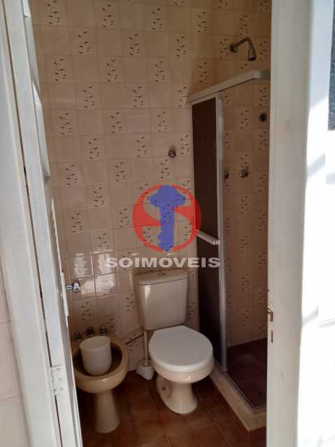Banheiro  de Serviço - Casa 3 quartos à venda Tijuca, Rio de Janeiro - R$ 1.400.000 - TJCA30075 - 28