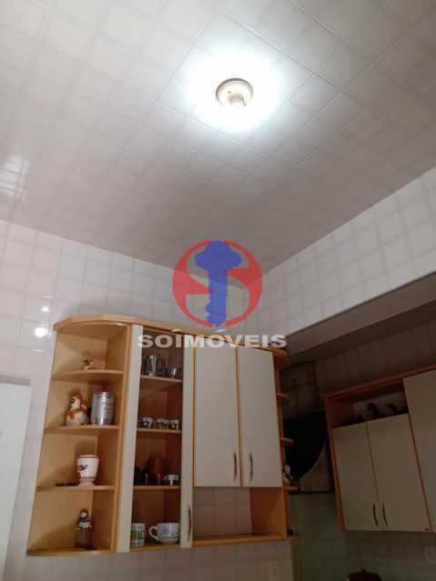 Cozinha - Casa 3 quartos à venda Tijuca, Rio de Janeiro - R$ 1.400.000 - TJCA30075 - 11