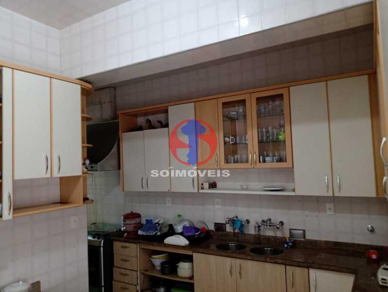Cozinha - Casa 3 quartos à venda Tijuca, Rio de Janeiro - R$ 1.400.000 - TJCA30075 - 10