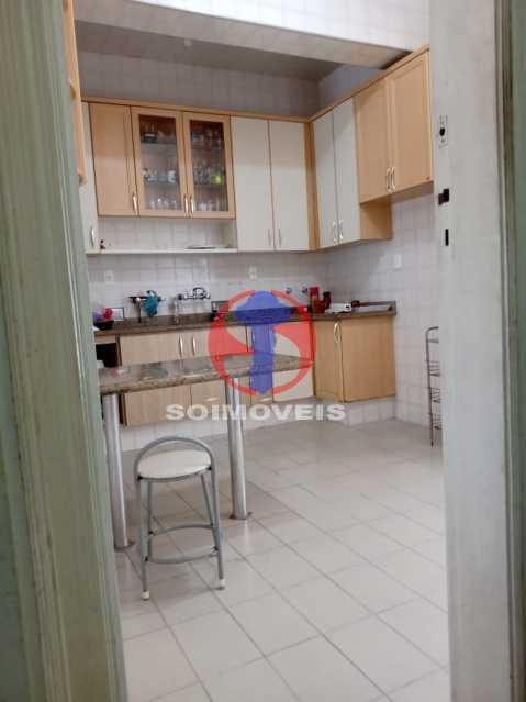 Cozinha - Casa 3 quartos à venda Tijuca, Rio de Janeiro - R$ 1.400.000 - TJCA30075 - 7