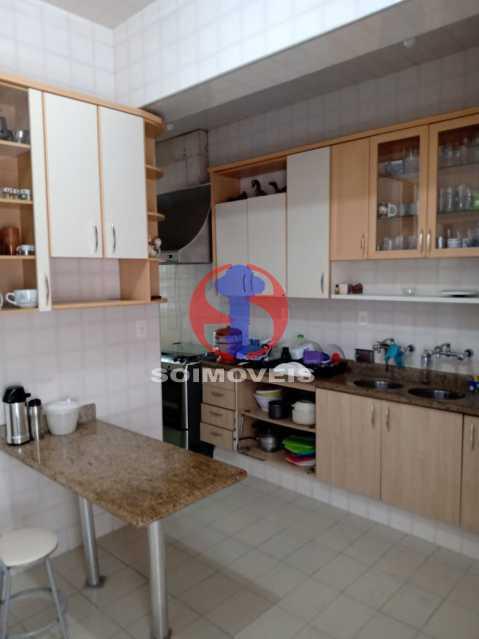 Cozinha - Casa 3 quartos à venda Tijuca, Rio de Janeiro - R$ 1.400.000 - TJCA30075 - 8