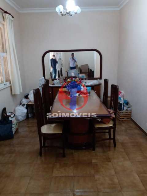 Sala de jantar - Casa 3 quartos à venda Tijuca, Rio de Janeiro - R$ 1.400.000 - TJCA30075 - 4