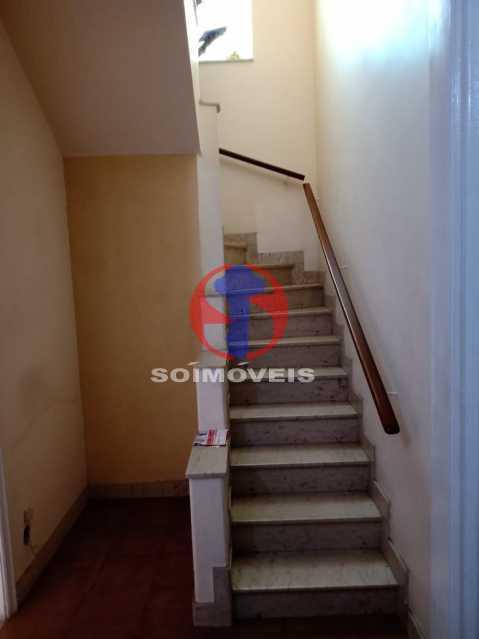 Escada 2 andar - Casa 3 quartos à venda Tijuca, Rio de Janeiro - R$ 1.400.000 - TJCA30075 - 12