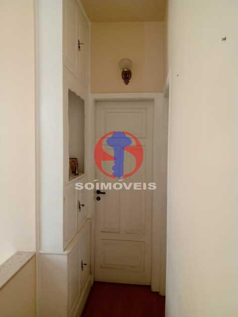 Circulação - Casa 3 quartos à venda Tijuca, Rio de Janeiro - R$ 1.400.000 - TJCA30075 - 13