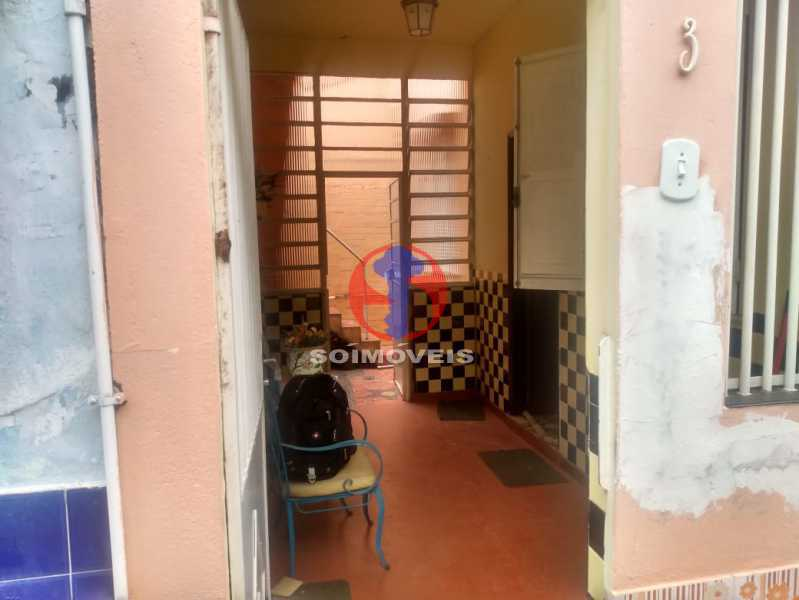 Varanda - Casa de Vila 2 quartos à venda Andaraí, Rio de Janeiro - R$ 270.000 - TJCV20100 - 5