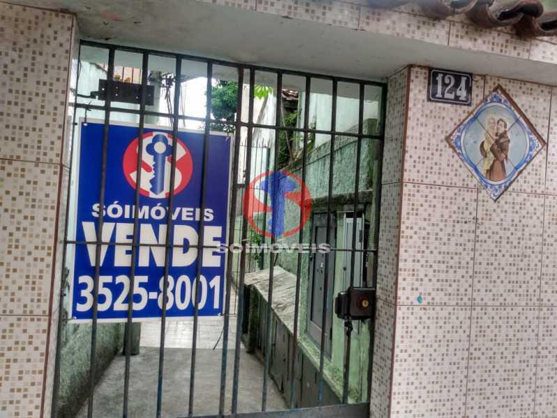 Entrada - Casa de Vila 2 quartos à venda Andaraí, Rio de Janeiro - R$ 270.000 - TJCV20100 - 1