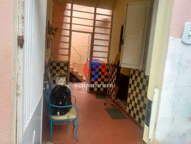 Varanda - Casa de Vila 2 quartos à venda Andaraí, Rio de Janeiro - R$ 270.000 - TJCV20100 - 6