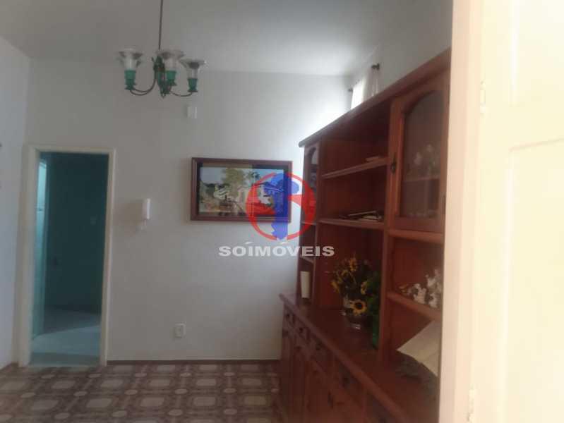Sala - Casa de Vila 2 quartos à venda Andaraí, Rio de Janeiro - R$ 270.000 - TJCV20100 - 8