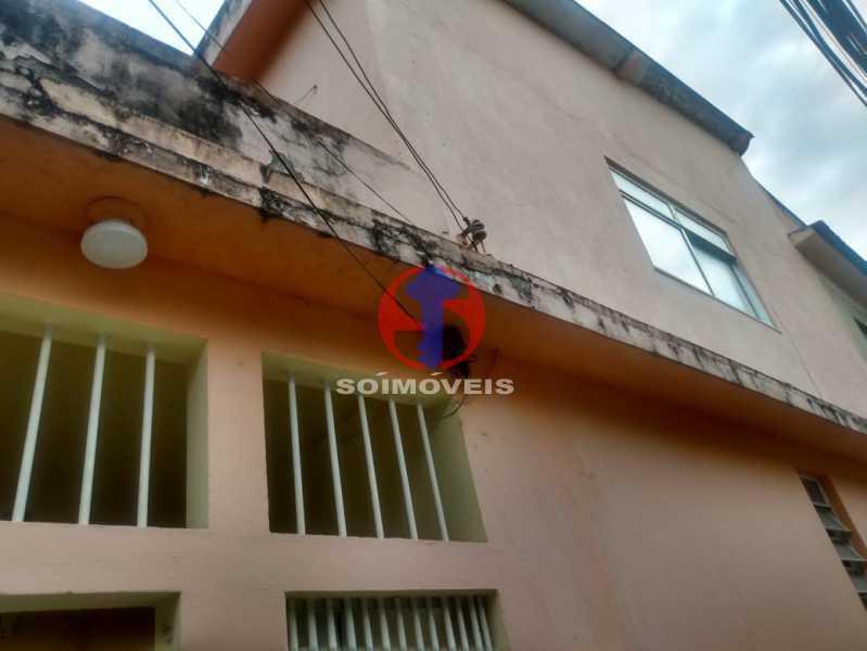 Fachada - Casa de Vila 2 quartos à venda Andaraí, Rio de Janeiro - R$ 270.000 - TJCV20100 - 4