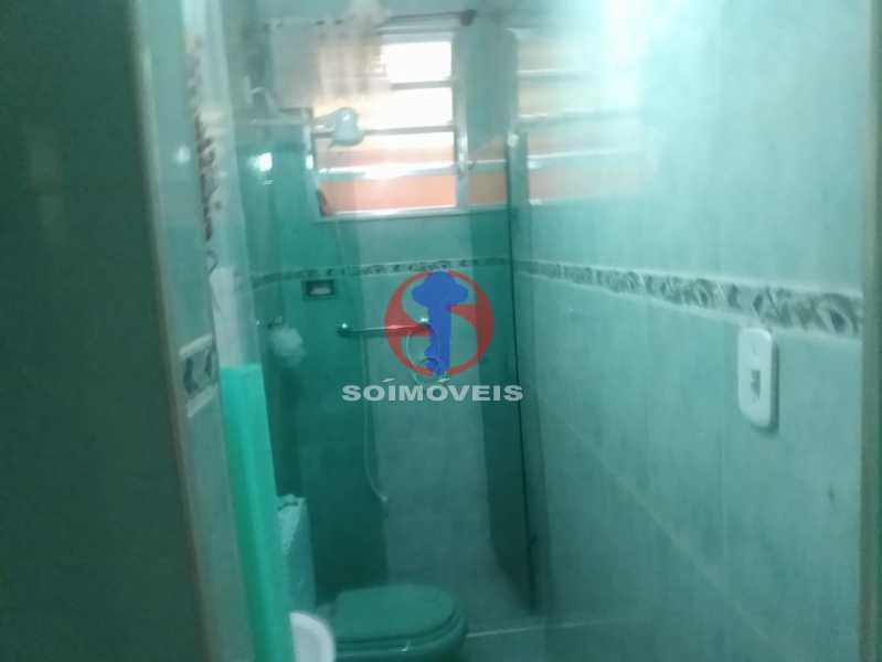Banheiro - Casa de Vila 2 quartos à venda Andaraí, Rio de Janeiro - R$ 270.000 - TJCV20100 - 12