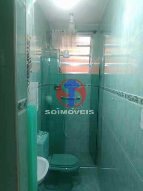 Banheiro - Casa de Vila 2 quartos à venda Andaraí, Rio de Janeiro - R$ 270.000 - TJCV20100 - 13