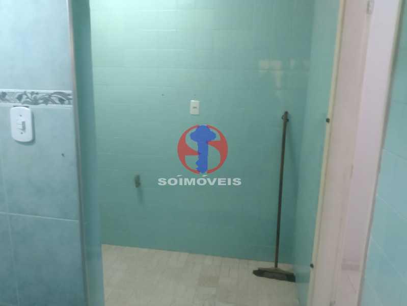 Banheiro - Casa de Vila 2 quartos à venda Andaraí, Rio de Janeiro - R$ 270.000 - TJCV20100 - 14