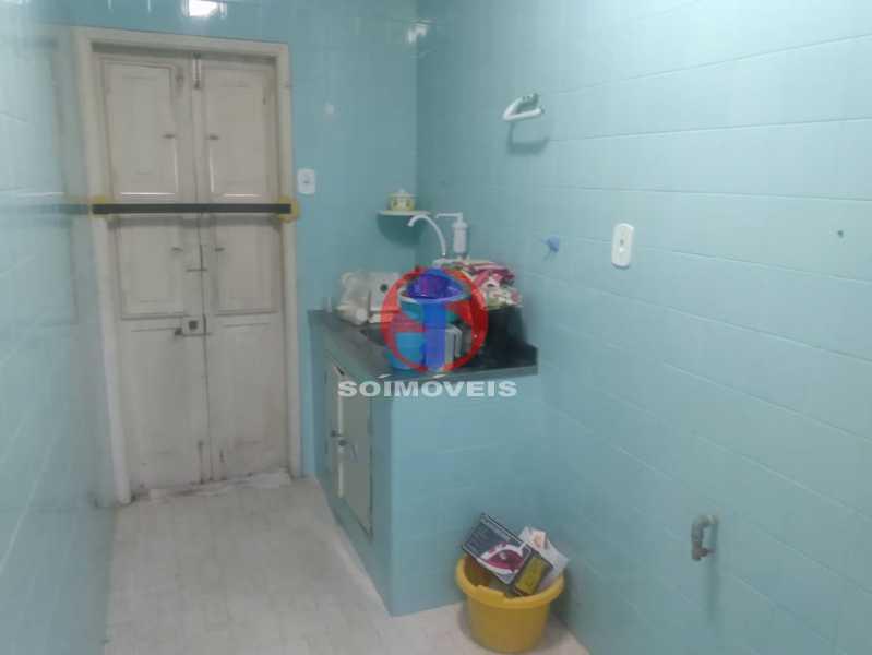Cozinha  - Casa de Vila 2 quartos à venda Andaraí, Rio de Janeiro - R$ 270.000 - TJCV20100 - 17