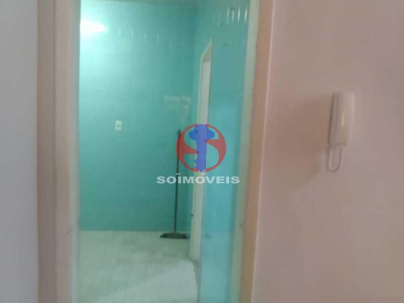 Cozinha - Casa de Vila 2 quartos à venda Andaraí, Rio de Janeiro - R$ 270.000 - TJCV20100 - 18