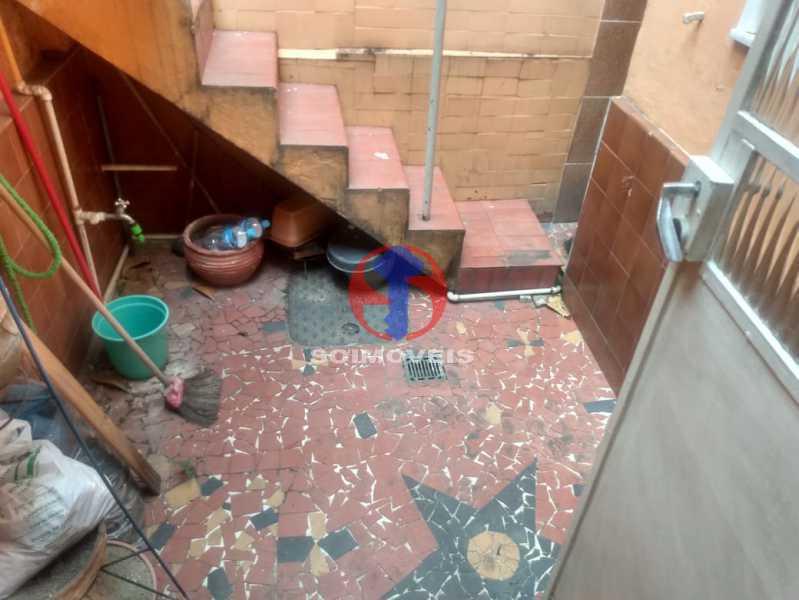 Area - Casa de Vila 2 quartos à venda Andaraí, Rio de Janeiro - R$ 270.000 - TJCV20100 - 19