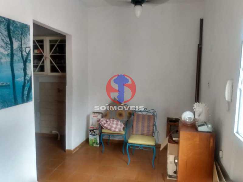 Salão - Casa de Vila 2 quartos à venda Andaraí, Rio de Janeiro - R$ 270.000 - TJCV20100 - 25