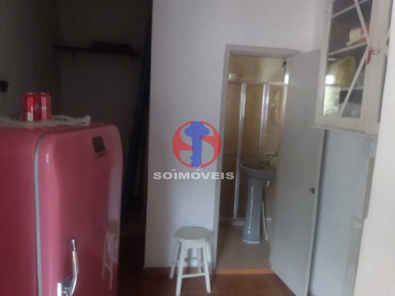 Salão - Casa de Vila 2 quartos à venda Andaraí, Rio de Janeiro - R$ 270.000 - TJCV20100 - 26