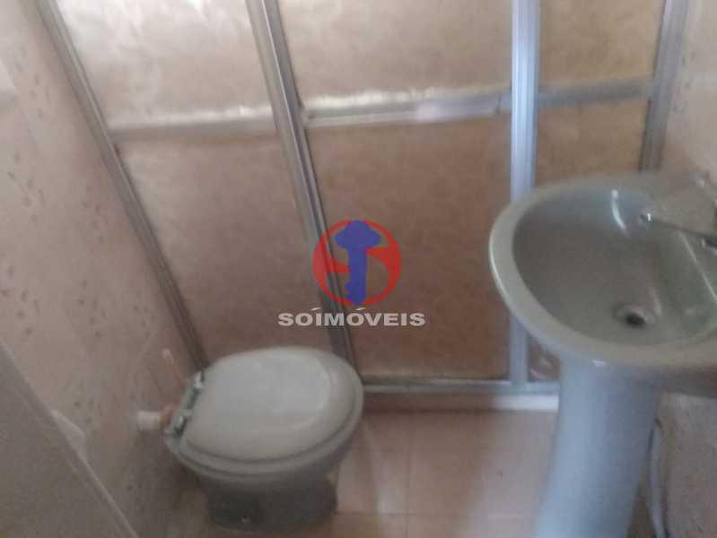 Banheiro - Casa de Vila 2 quartos à venda Andaraí, Rio de Janeiro - R$ 270.000 - TJCV20100 - 28