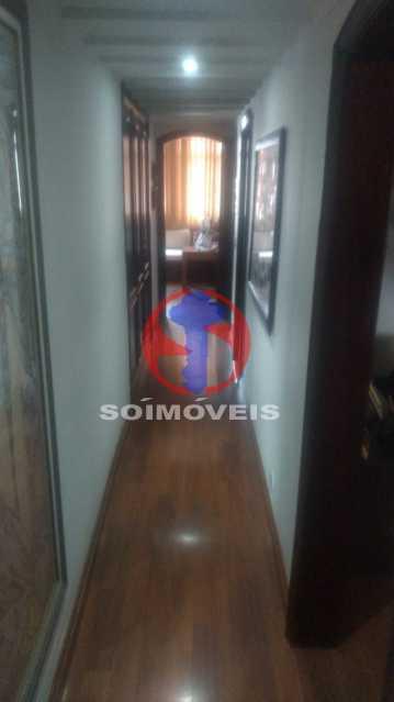 Circulação. - Cobertura 4 quartos à venda Tijuca, Rio de Janeiro - R$ 1.450.000 - TJCO40017 - 6