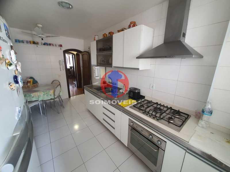 Cozinha - Cobertura 4 quartos à venda Tijuca, Rio de Janeiro - R$ 1.450.000 - TJCO40017 - 8