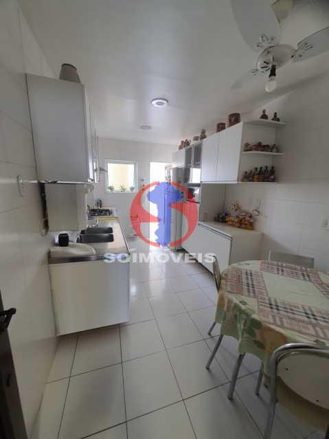 Cozinha - Cobertura 4 quartos à venda Tijuca, Rio de Janeiro - R$ 1.450.000 - TJCO40017 - 9