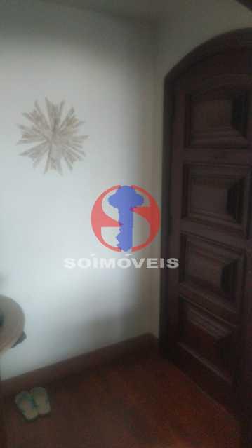 Hall. - Cobertura 4 quartos à venda Tijuca, Rio de Janeiro - R$ 1.450.000 - TJCO40017 - 5
