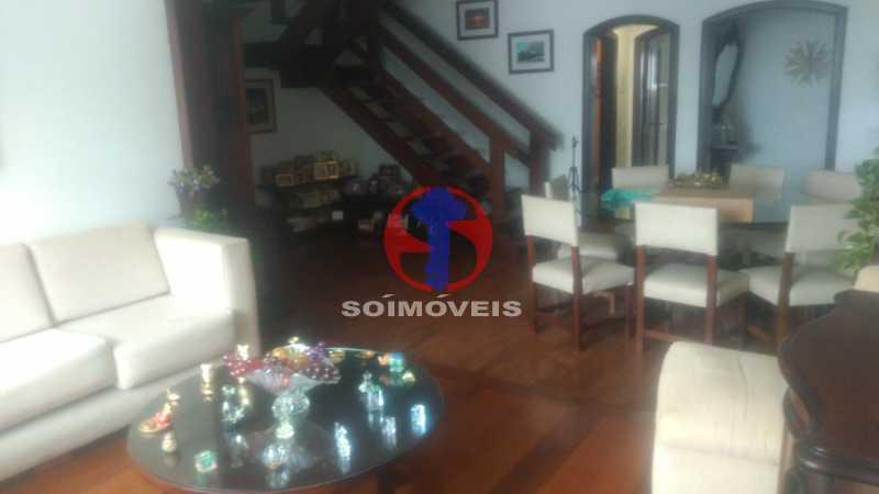 Sala - Cobertura 4 quartos à venda Tijuca, Rio de Janeiro - R$ 1.450.000 - TJCO40017 - 3