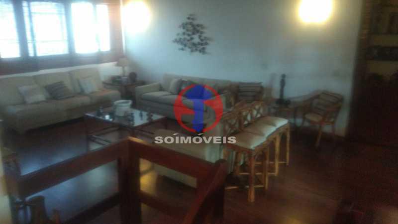 Salão. - Cobertura 4 quartos à venda Tijuca, Rio de Janeiro - R$ 1.450.000 - TJCO40017 - 24