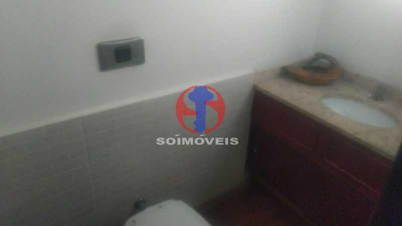 Lavabo/Salão  - Cobertura 4 quartos à venda Tijuca, Rio de Janeiro - R$ 1.450.000 - TJCO40017 - 25