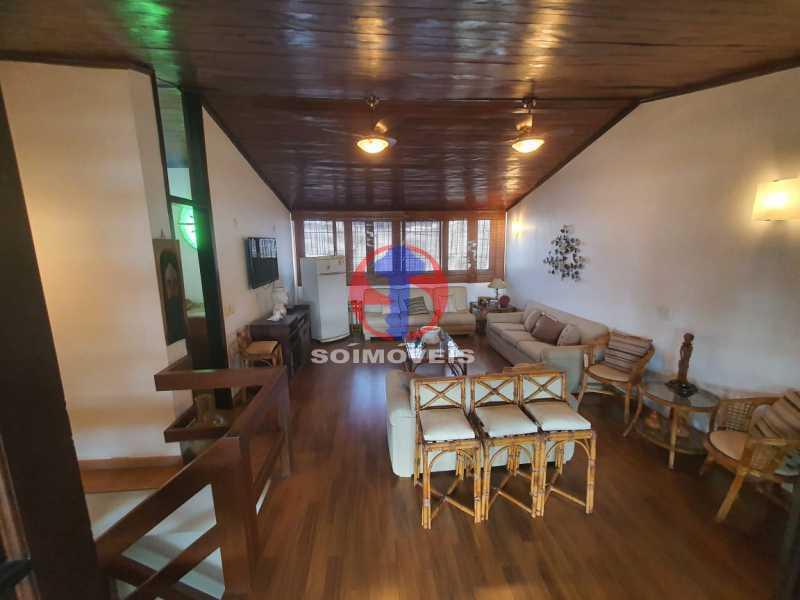 Salão - Cobertura 4 quartos à venda Tijuca, Rio de Janeiro - R$ 1.450.000 - TJCO40017 - 23
