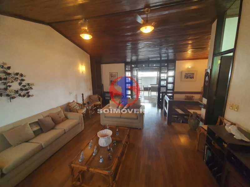 Salão - Cobertura 4 quartos à venda Tijuca, Rio de Janeiro - R$ 1.450.000 - TJCO40017 - 26