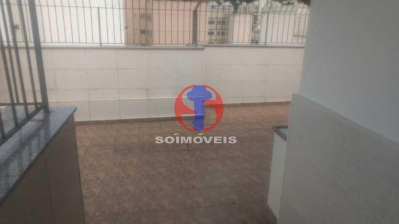 Terraço - Cobertura 4 quartos à venda Tijuca, Rio de Janeiro - R$ 1.450.000 - TJCO40017 - 29