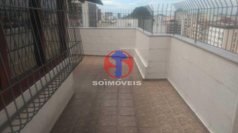 Terraço - Cobertura 4 quartos à venda Tijuca, Rio de Janeiro - R$ 1.450.000 - TJCO40017 - 30