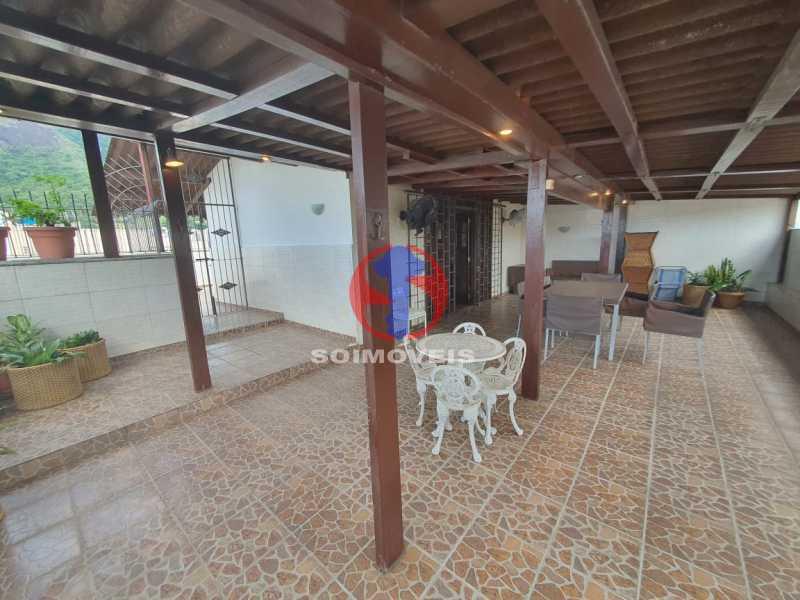 Terraço - Cobertura 4 quartos à venda Tijuca, Rio de Janeiro - R$ 1.450.000 - TJCO40017 - 31