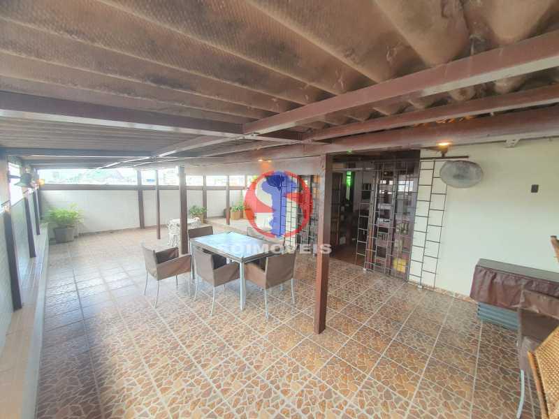Terraço - Cobertura 4 quartos à venda Tijuca, Rio de Janeiro - R$ 1.450.000 - TJCO40017 - 27