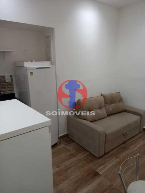 SALA - Apartamento 1 quarto à venda Copacabana, Rio de Janeiro - R$ 445.000 - TJAP10312 - 4